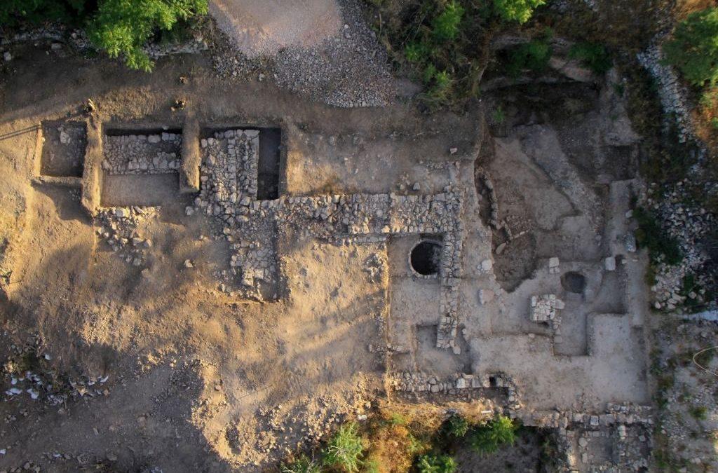 'n Tempel buite Jerusalem ontdek