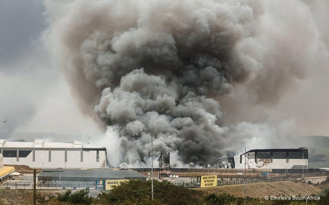 Die land brand: Van A (en C) tot Z(uma)
